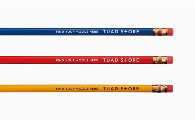 TUAD STORE 東北芸術工科大学内セレクトストア:Original Tote Bags and Pencils