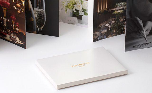 ウェスティンホテル仙台:Wedding Tools