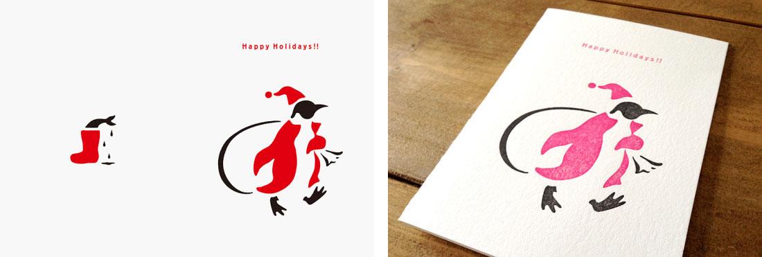 tegami:Greeting Card